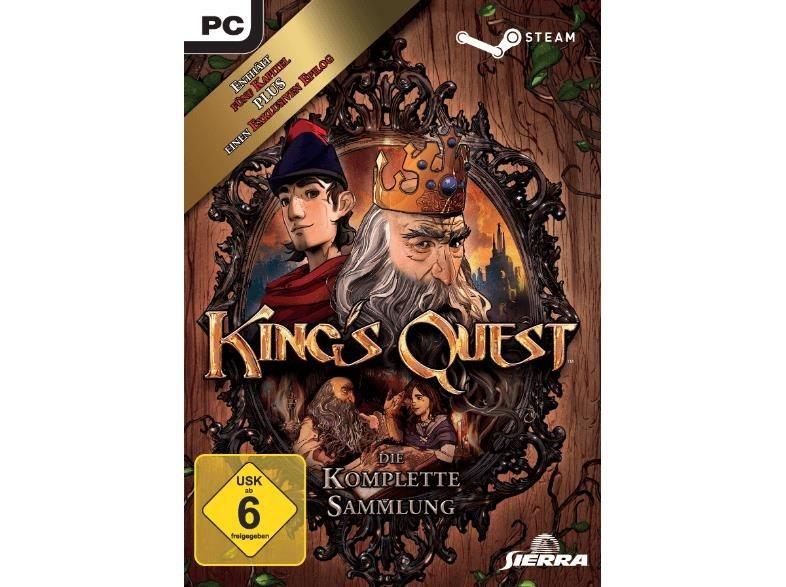 Activision PC - Spiel »Kings Quest - Die komplette Sammlung«