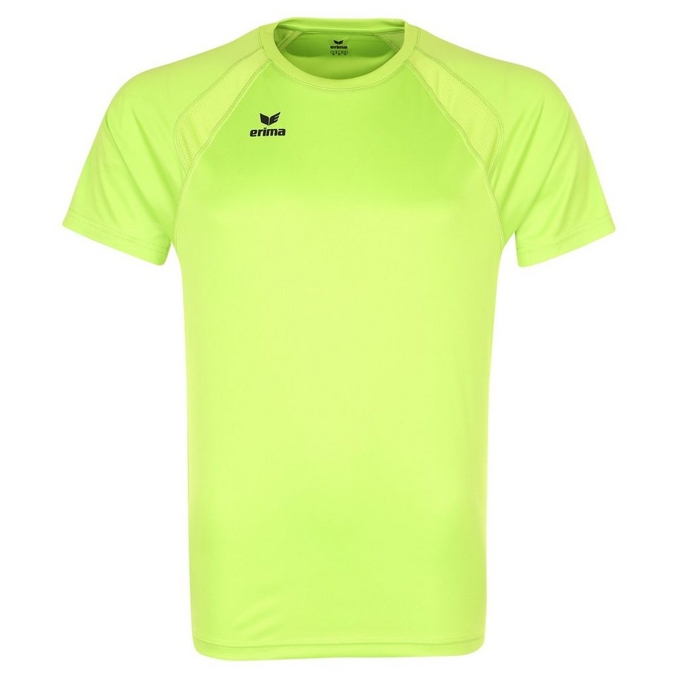ERIMA PERFORMANCE T-Shirt Kinder in lemon green