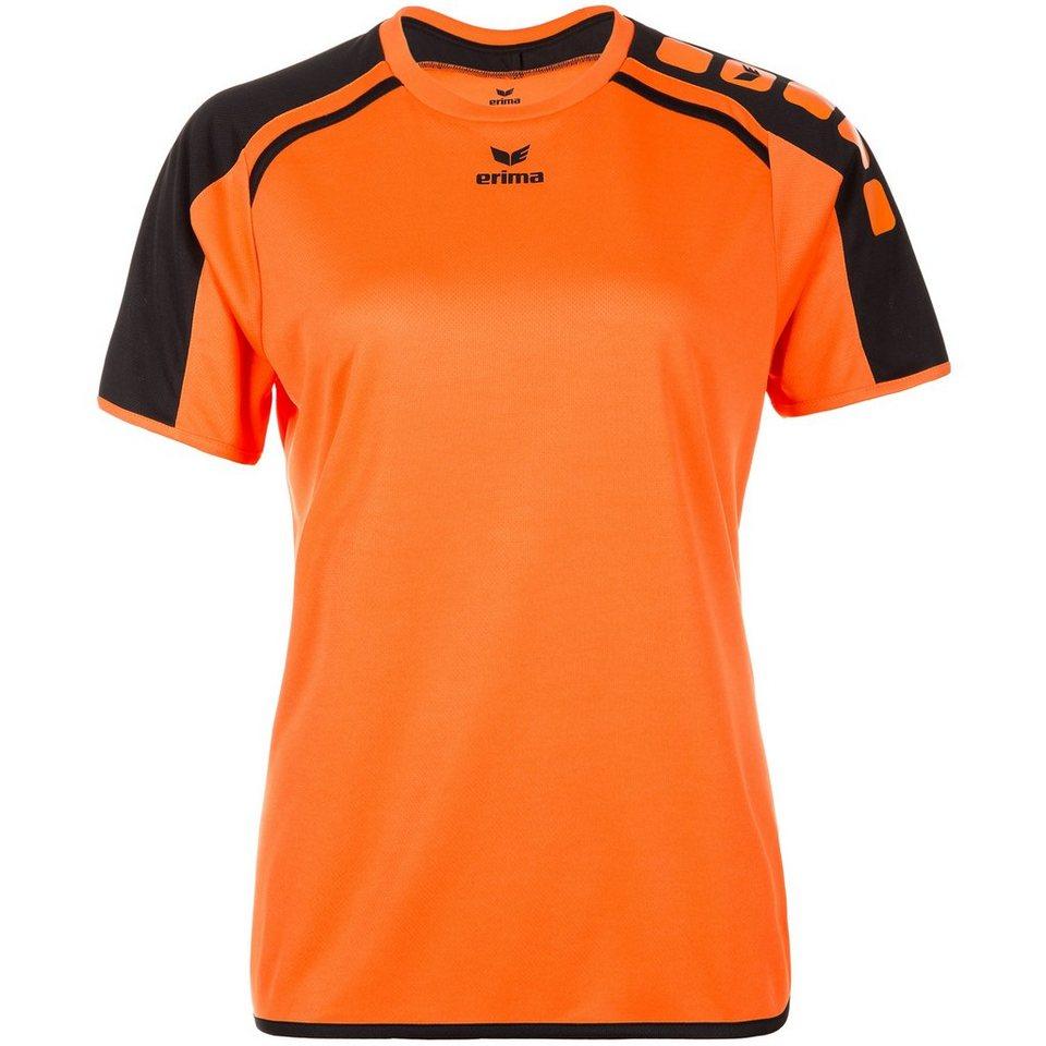 ERIMA Zenari 2.0 Trikot Damen in orange/schwarz