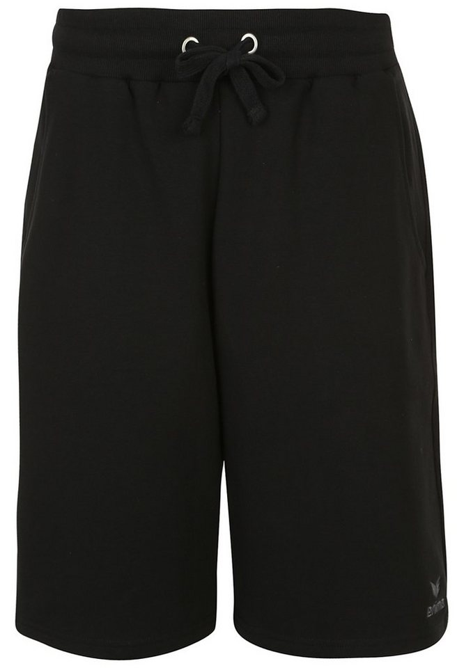 ERIMA GRAFFIC 5-C Sweatpant kurz Kinder in schwarz