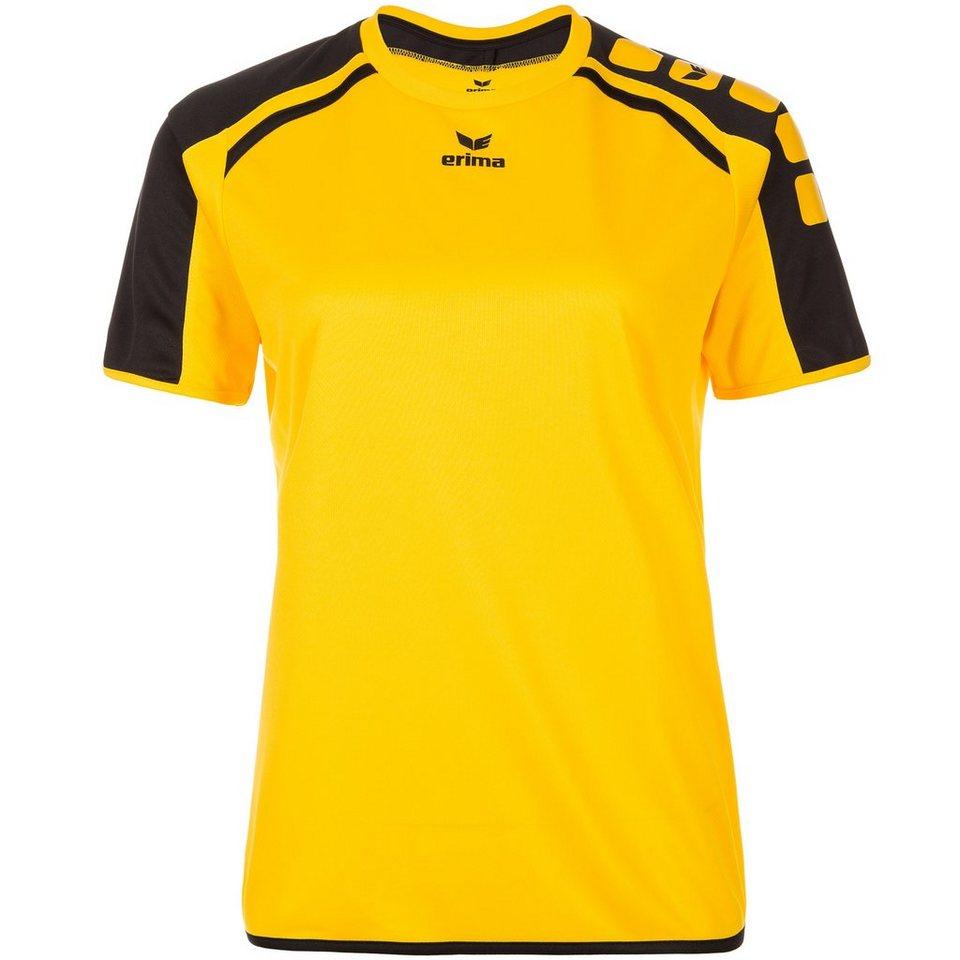 ERIMA Zenari 2.0 Trikot Damen in gelb/schwarz