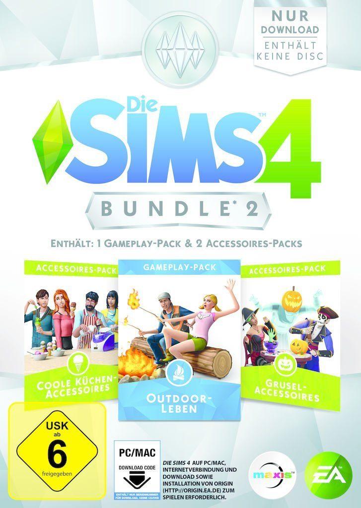 Electronic Arts PC - Spiel »Die Sims 4 Bundle Pack 2«