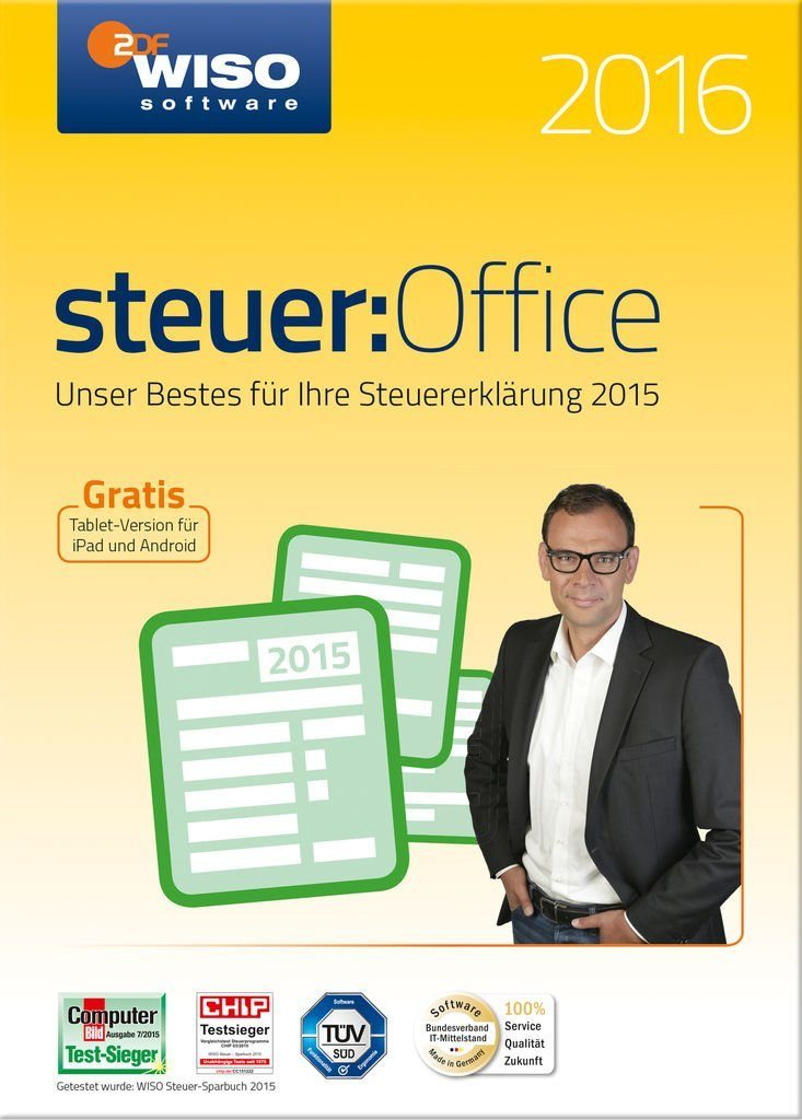 Buhl Data Software »WISO Steuer-Office 2016«