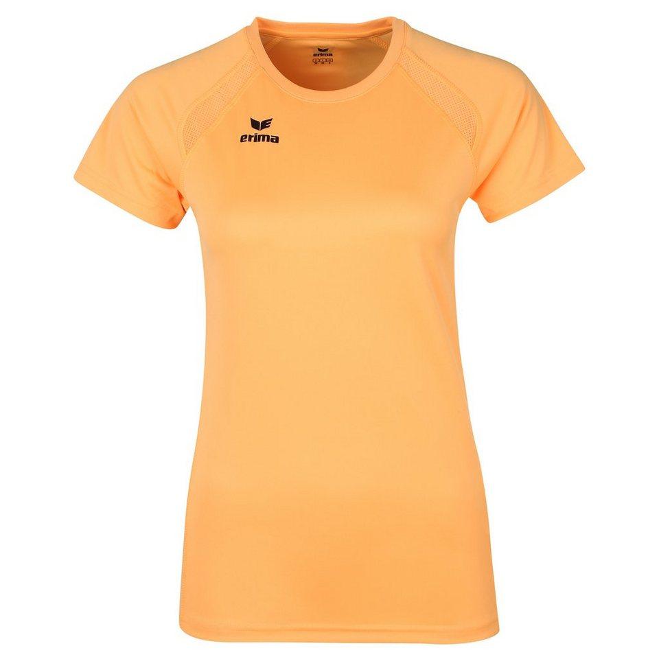 ERIMA PERFORMANCE T-Shirt Damen in orange pop