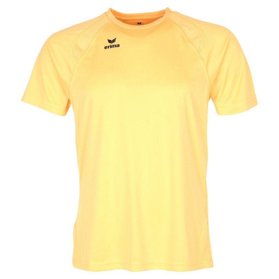 ERIMA PERFORMANCE T-Shirt Kinder in orange pop