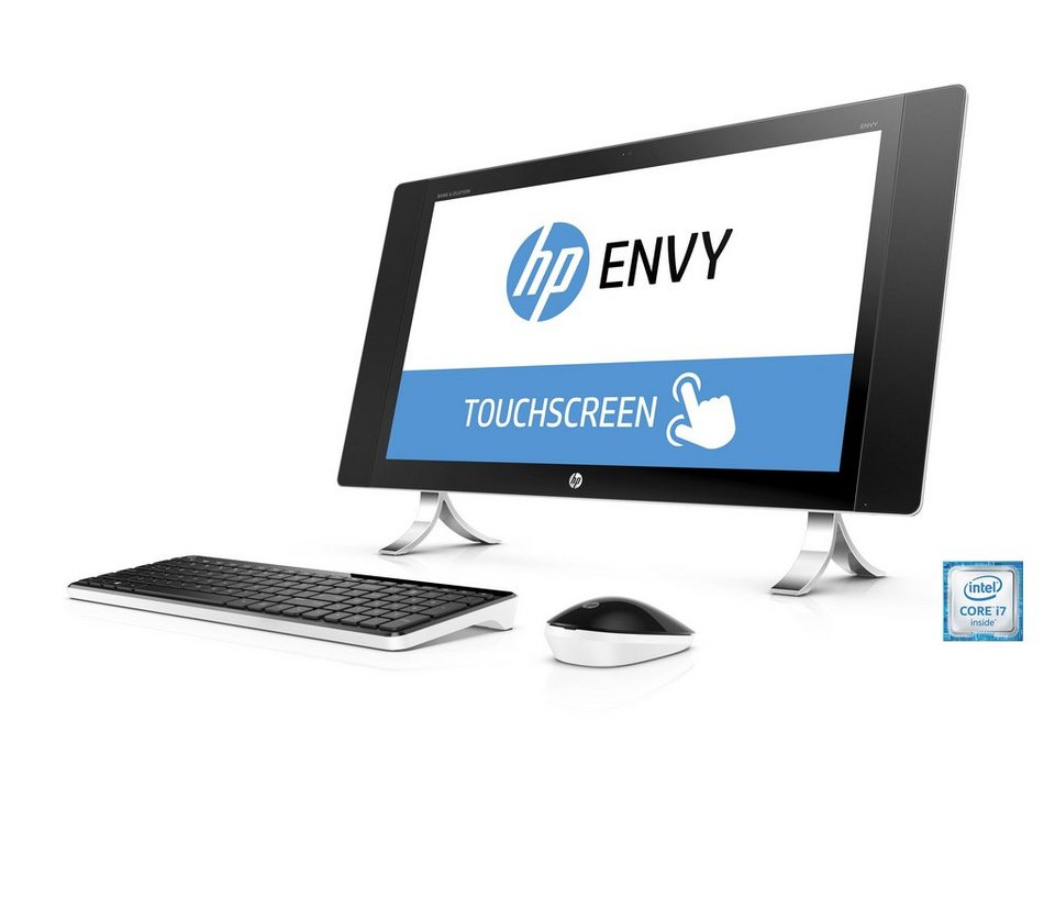 "HP 27-p006ng Envy AIO »Intel Core i7, 68,6cm (27""), 128 GB + 1 TB, 16 GB« in weiß"