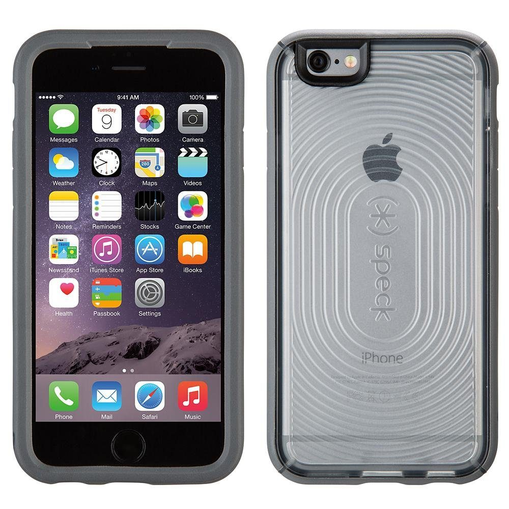 """Speck HardCase »MightyShell iPhone (6/6S) 4.7"""" Clear Clear/Clear/S«"""