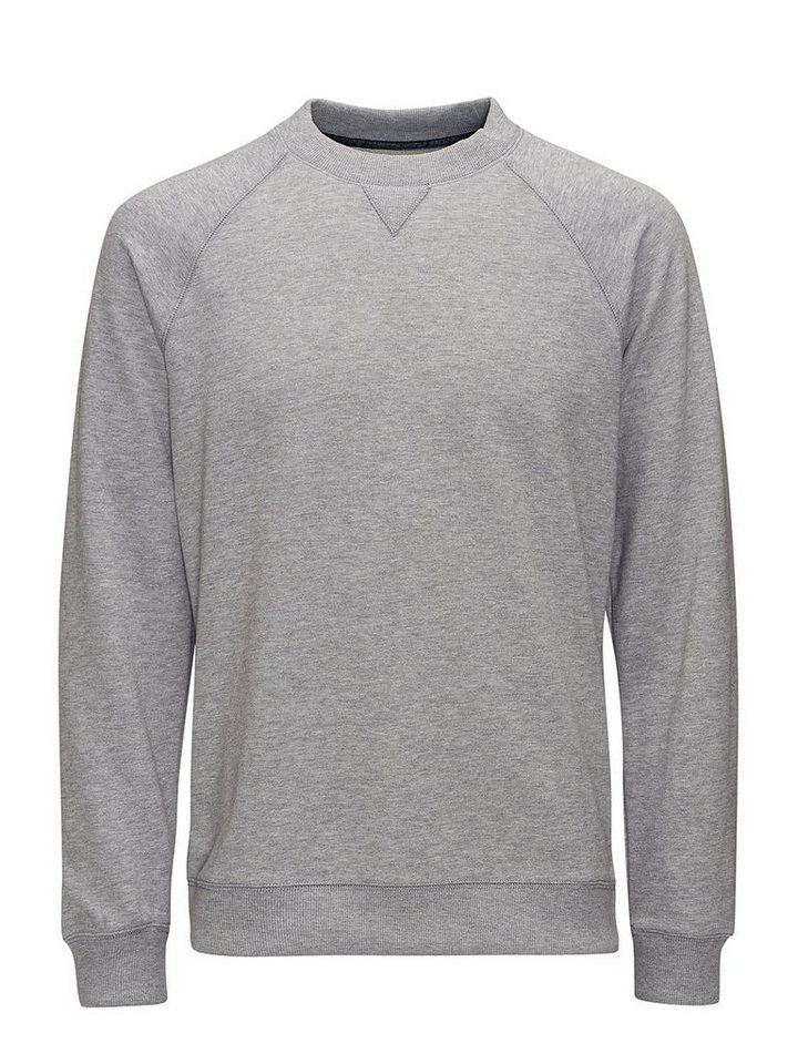 Jack & Jones Darth Vader Sweat Sweatshirt in Light Grey Melange
