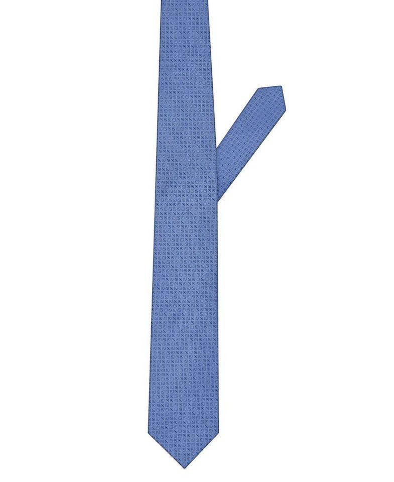 ETERNA Krawatte »breit« in aqua