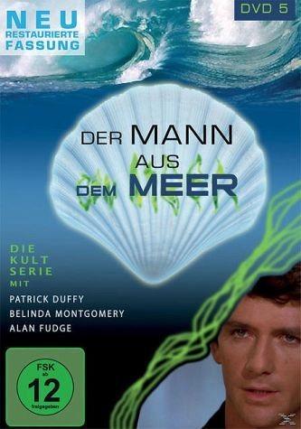 DVD »Der Mann aus dem Meer Vol.5«