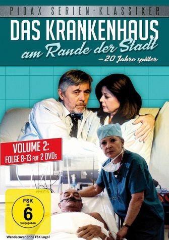 DVD »Das Krankenhaus am Rande der Stadt - 20 Jahre...«