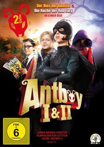 DVD »Antboy I & II«