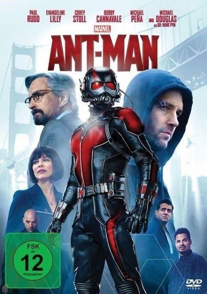DVD »Ant-Man«