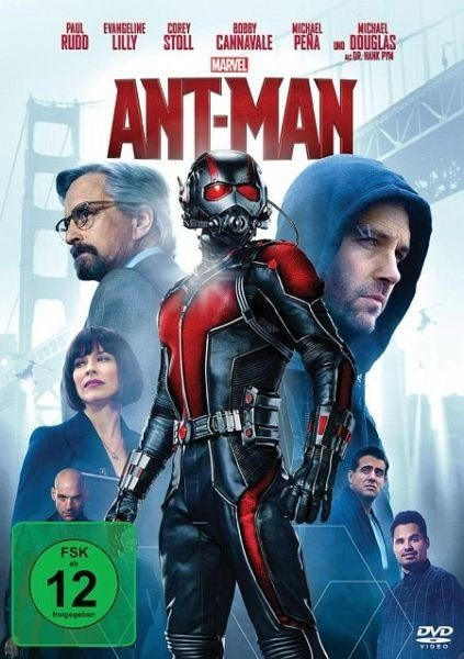 DVD »Ant-Man«