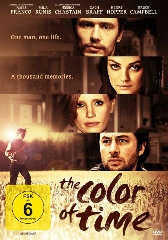 DVD »The Color of Time«