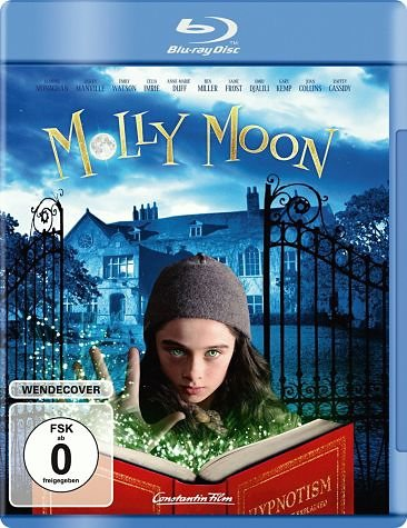 Blu-ray »Molly Moon«