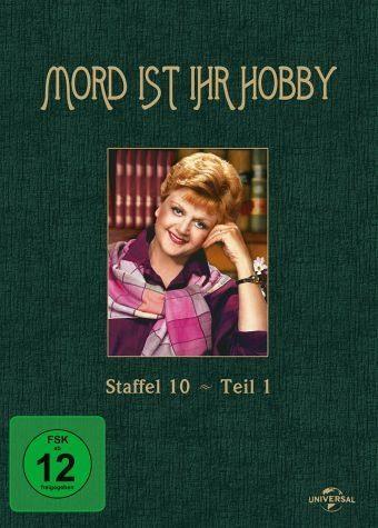 DVD »Mord ist ihr Hobby - Staffel 10.1 (3 Discs)«