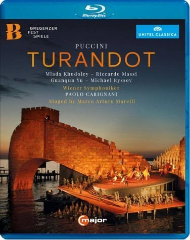 Blu-ray »Turandot«