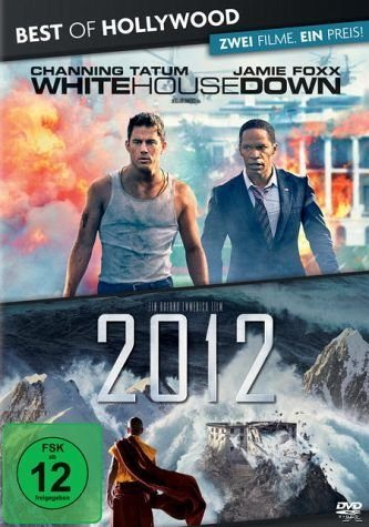 DVD »White House Down , 2012 Collector's Box«