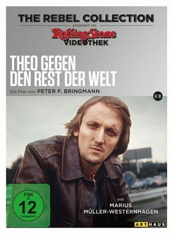 DVD »Theo gegen den Rest der Welt (Rolling Stone...«