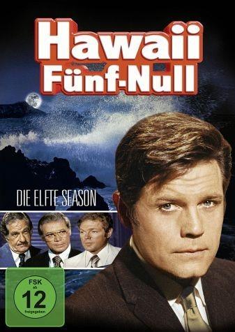 DVD »Hawaii Fünf-Null - Die elfte Season (6 Discs)«