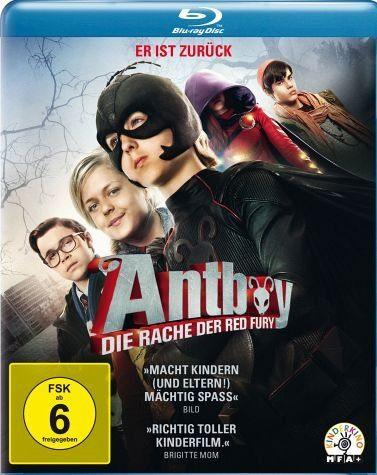 Blu-ray »Antboy - Die Rache der Red Fury«