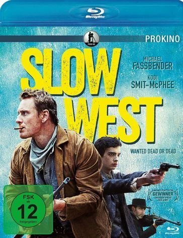 Blu-ray »Slow West«
