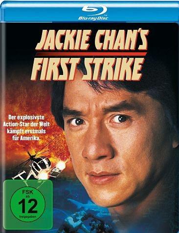 Blu-ray »Jackie Chan's First Strike«