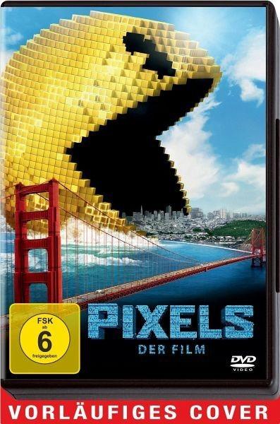 DVD »Pixels«