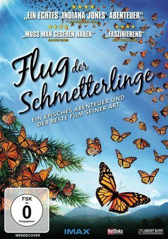 DVD »Flug der Schmetterlinge«
