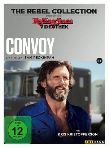 DVD »Convoy (Rolling Stone Videothek)«