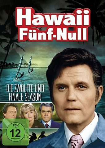 DVD »Hawaii Five-0 - Die zwölfte und finale Season...«