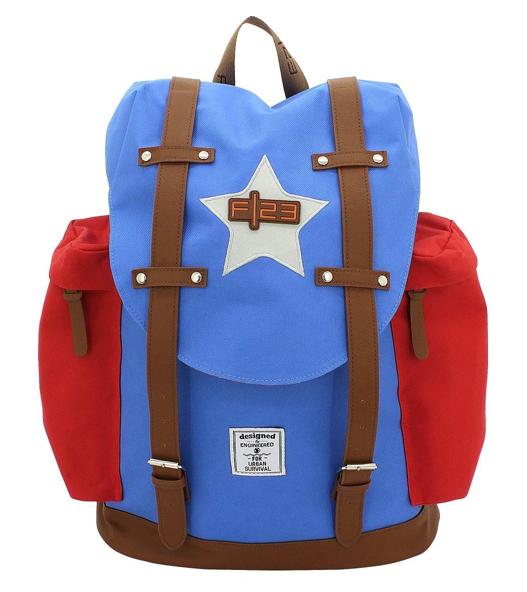 F23™, Rucksack mit gepolstertem Laptopfach, »Star«