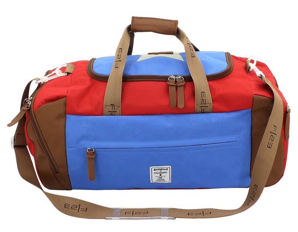 F23 Reisetasche mit Nassfach, »Star«