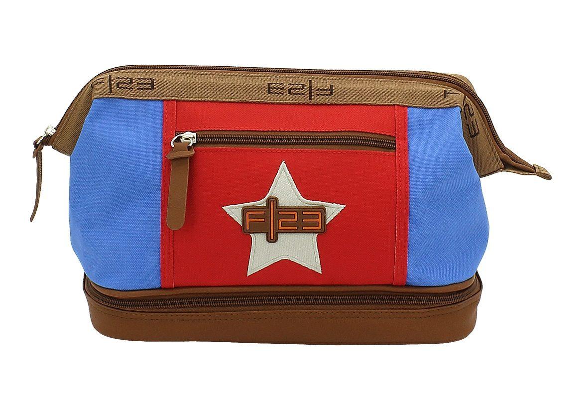 F23 Kulturtasche mit Nassfach, »Star«