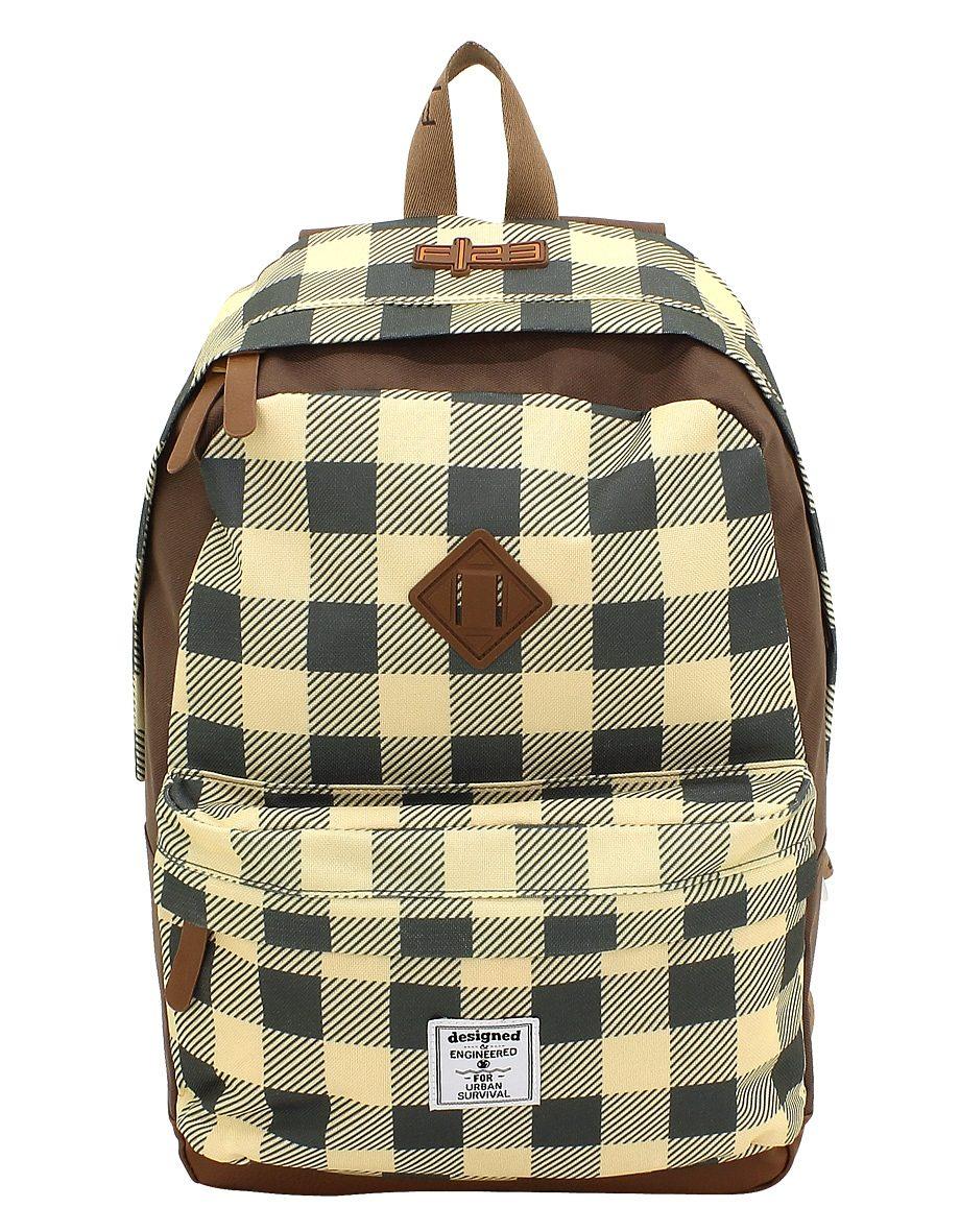 F23™, Rucksack mit Laptop- und Tabletfach, »Daypack Check«