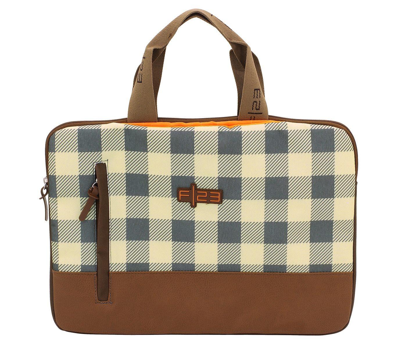 F23™, Laptop-Tasche 15-Zoll, »Check«