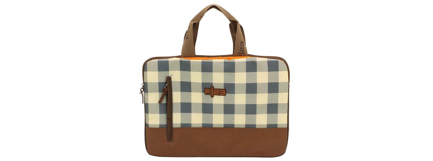 F23 Laptop-Tasche 15-Zoll, »Check«