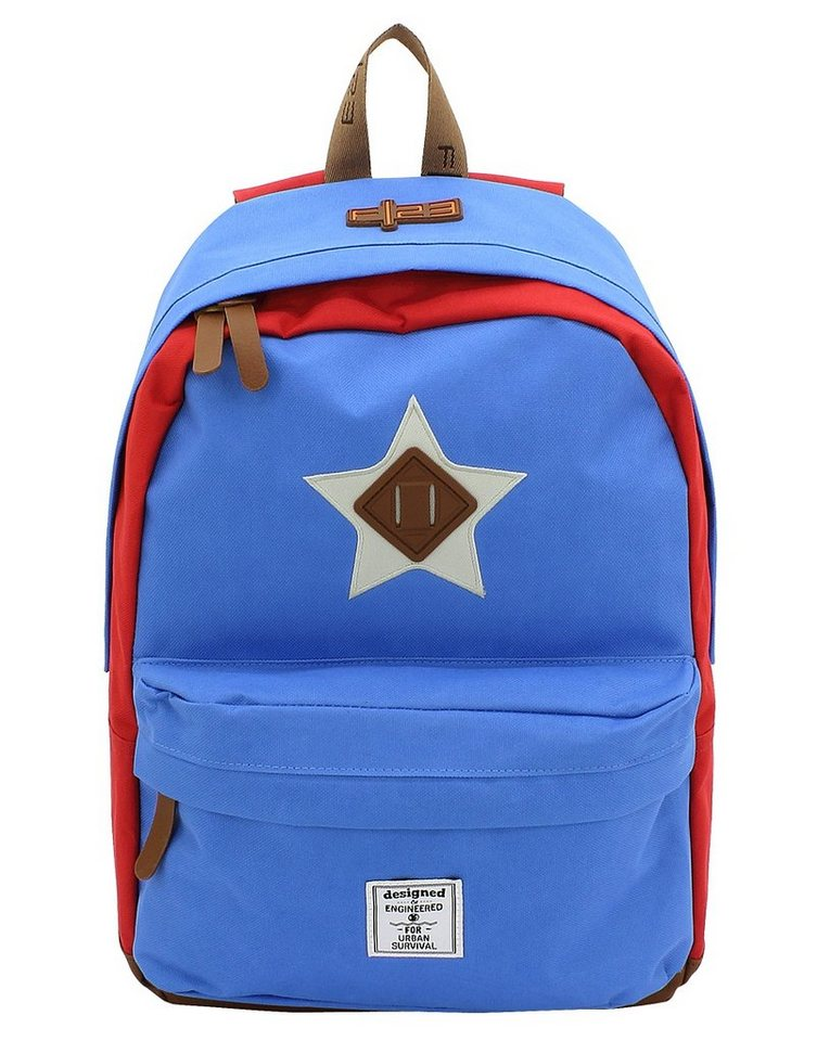 F23™, Rucksack mit Laptop- und Tabletfach, »Daypack Star«