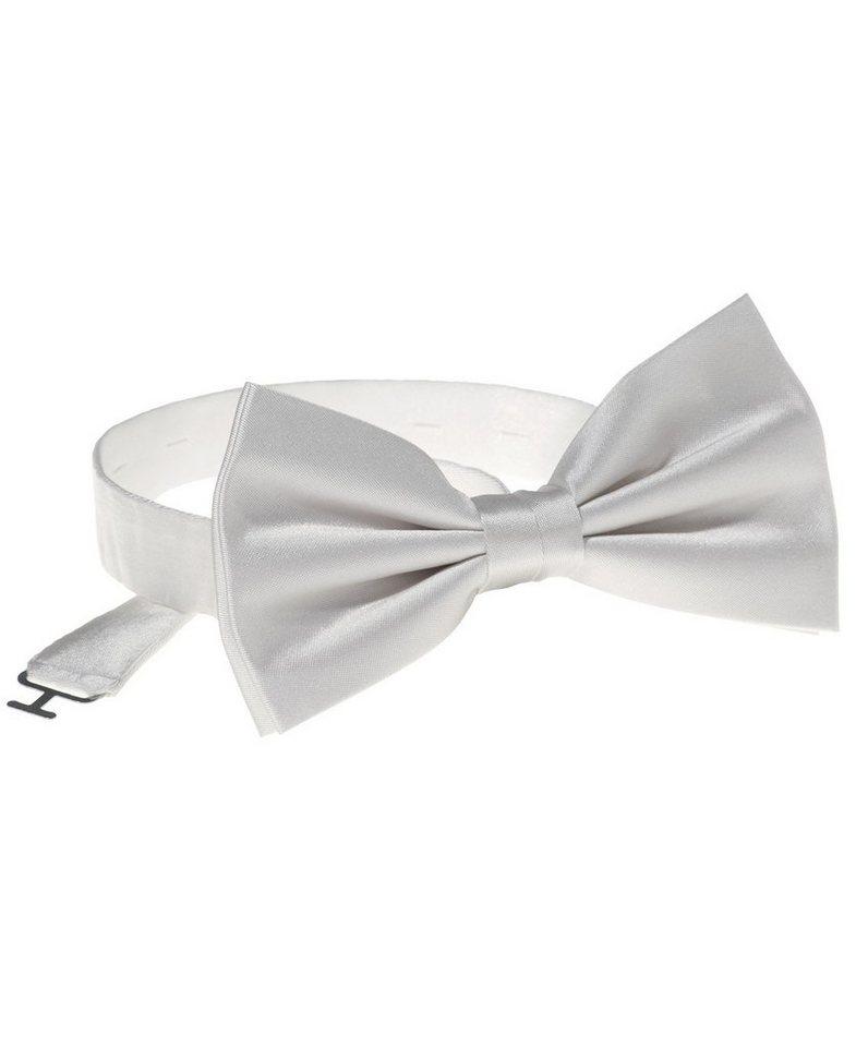 ETERNA Krawatte »Fliege« in braun/hellblau