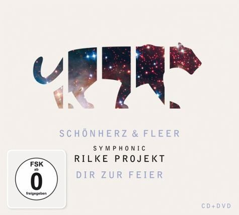 CD+DVD »Schönherz & Fleer: Symphonic Rilke Projekt-Dir...«