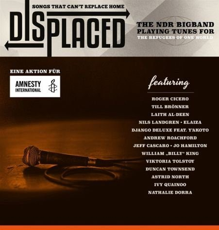 Audio CD »NDR Bigband: Displaced-Songs That Can Not...«
