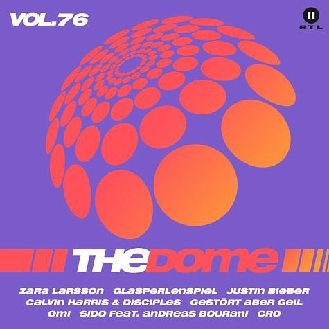Audio CD »Various: The Dome,Vol.76 (2 Audio-CDs)«