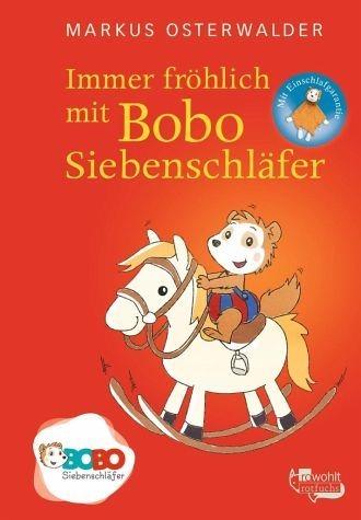 Gebundenes Buch »Immer fröhlich mit Bobo Siebenschläfer«