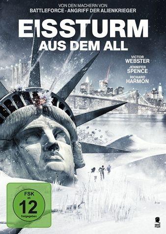 DVD »Eissturm aus dem All«