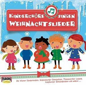 Audio CD »Various: Kinderchöre Singen Weihnachtslieder«