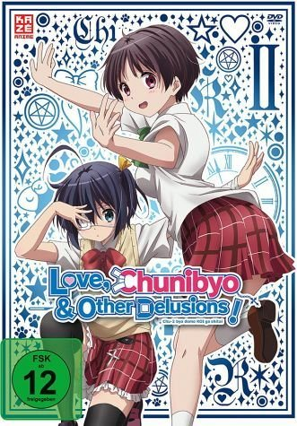 DVD »Love, Chunibyo & Other Delusions! - Vol. 2«