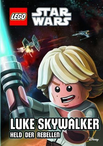 Gebundenes Buch »Luke Skywalker, Held der Rebellen / LEGO Star...«