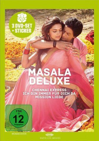 DVD »Masala Deluxe (3 Discs)«