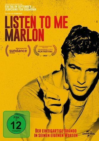 DVD »Listen to Me Marlon«